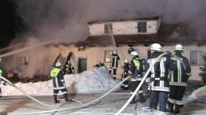 Wohnungsbrand 2010
