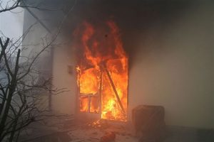 Wohnungsbrand 2007