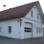 Feuerwehrhaus Außenansicht