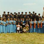 Gruppenbild zum 100-jährigem Gründungsfest (1979)