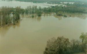Hochwasser Pfingsten 1999